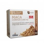 Nature Essential Maca complex 3000mg 60 capsulas. nature essential. fito complex - complementos alimenticios