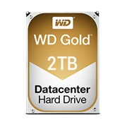 WD GOLD 2TB DATACENTER HARD DISK DRIVE - 7200 RPM CLASS SATA 6 Gb/s 128MB CACHE 3.5 INCH - WD4002FYYZ