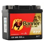 Banner GT7-3 GEL motorkerékpár akkumulátor - 50621
