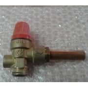 Válvula de seguridad de caldera ARISTON Basic 23 MFFI