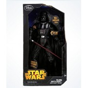 Disney 13 Star Wars Darth Vader Talking Figure with Lights and Sounds