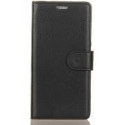 Huawei Mate 20 Hoesje met Kaarthouder Zwart