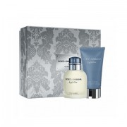 Dolce & Gabbana Light Blue 75ml Apă De Toaletă + 75ml After Shave Balsam I Set