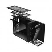 CASE, Fractal Design Define 7 BK TG LIGHT TINT, Black /no PSU/ (FD-C-DEF7A-02)