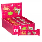 nu3 GmbH nu3 Bio Smart Nuts, Red Berry Coco
