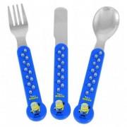 VARI Despicable Cattivissimo Me Kids Cutlery 3 Set