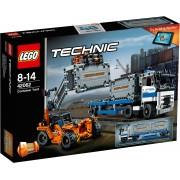 LEGO®, 2-in-1 model Containertransport (42062), »LEGO® Technic«