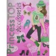 Princess Top. Accessories abtibilduri