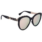 Marc louis Cat-eye Sunglasses(Pink)
