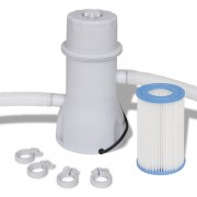 vidaXL Филтрираща помпа за басейни с капацитет 1000 gal/h