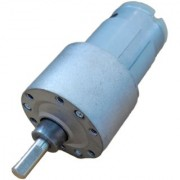 100 RPM 12v DC Johnson Gear Motor - High Torque