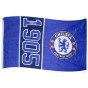 Chelsea Vlag 1905 - Blauw