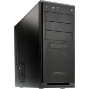 Carcasa PC , Antec , NSK/4100/EU Micro ATX , negru