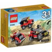 Lego Deportivos del desierto-Multicolor