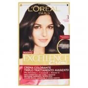 Excellence Creme - Crema Colorante 3 Castano Scuro