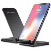 Draadloze Qi Snellader (2019) - Wireless Charger - Mobiele Telefoon Lader – Laadstation - Draadloos Universeel Opladen - Apple iPhone X / XS / XR / XS / 8 / Samsung Galaxy / S6 / S7 / S8 / S9 / Plus / Edge / Note / Nokia / HTC