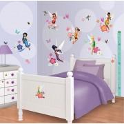Walltastic Disney Fairies Muurstickers (Walltastic)