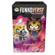 Funkoverse Jeu Funkoverse Aggretsuko - Version Anglaise