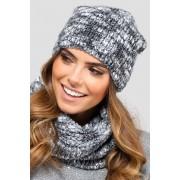 Morelino téli szett sötét-szürke uni