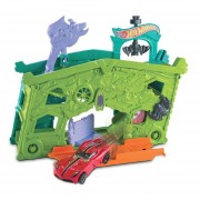 Hot Wheels Playset Dobla Y Juega