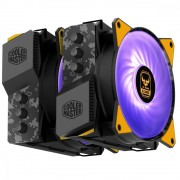 Cooler, Coolermaster MasterAir MA620P TUF Edition RGB, AMD/INTEL (MAP-D6PN-AFNPC-R1)