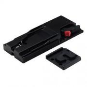 Canon TA-100 - Adaptateur pour trépied - pour Canon XF100, XF105, XF200, XF205; EOS C100, C100 Mark II, C300, C300 PL, C500 PL