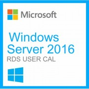 Microsoft Windows Server 2016 Rds/tse User Cal - 10 Utilisateurs