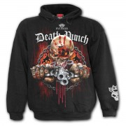 kapucnis pulóver férfi Five Finger Death Punch - Five Finger Death Punch - SPIRAL - G221M451