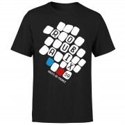 The Broom Wagon Roubaix Men's T-Shirt - Black - M - Black