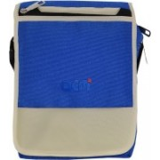ACM Neck Pouch(Blue, Beige)
