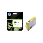 HP Cartucho de tinta Original HP 364XL de Alta Capacidad CB325E Amarillo para HP DeskJet, HP OfficeJet y HP PhotoSmart