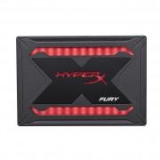 Disco SSD KINGSTON 240G HyperX Fury SHFR SATA3 2.5 RGB