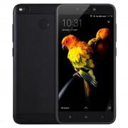 Xiaomi Redmi 4X International Version 2 Go RAM 16 Go ROM 4G Smartphone 5,0 pouces MIUI 8 Snapdragon 435 Octa Core 1.4GHz 13.0MP Caméra arrière Scanner d'empreintes digitales 4100 mAh Batterie Noir