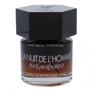 Yves Saint Laurent La Nuit de L´ Homme L´Intense 60ml Eau de Parfum за Мъже