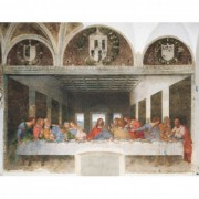 Puzzle Clementoni - Leonardo Da Vinci: The Last Supper, 1.000 piese (1897)