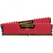 Memorie Corsair Vengeance LPX 32GB (2x16GB), DDR4 2400MHz, CL14, 1.2V, XMP 2.0, Red