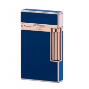 Bricheta S.T. Dupont Ligne 2 - Blue Chinese lacquer