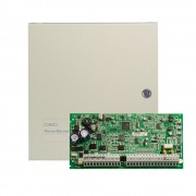 Centrala alarma antiefractie DSC Power PC 1832 cu cutie metalica, 4 partitii, 8-32 zone, 72 utilizatori