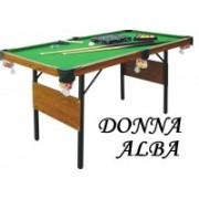 Masa biliard Donna Alba 5ft