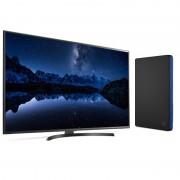 "LG Pack TV LG 43UK6400PLF 43"" LED UltraHD 4K + Disco Rígido Seagate Game Drive 2.5"" 1TB USB 3.0 para PS4"