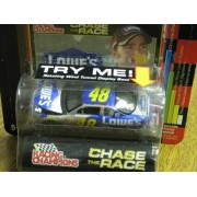 Racing Champions Chase the Race Premier Series #48 Jimmie Johnson Lowes