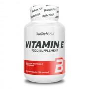 Biotech USA Vitamin E - 100 kapszula