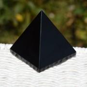 Piramida obsidian negru 50mm
