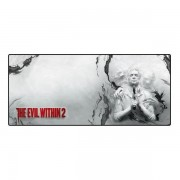 The Evil Within - Enter The Realm Oversize Mousepad (800 x 350 x 4mm)