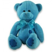 Tahiro Blue Soft Teddy Bear For Birthday Gift - Pack Of 1