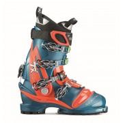Scarpa Tx Pro - Lyonsblue/Redorange - Chaussures de ski 28,5