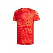 Adidas Own The Run FL6980 formation toute l'année hommes t-shirt rouge