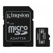 Kingston 32GB Canvas Select Plus Micro SD Card With SD Adapter, Uhs-i