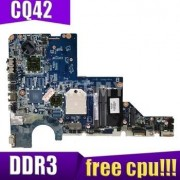 Akemy 623915-001 Mianboard For HP Compaq CQ42 CQ56 laptop motherboard DA0AX2MB6E1 Socket S1 DDR3 free cpu!!!