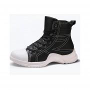 Hombre Zapatos Casual Deportivo Fashion-cool-Negro